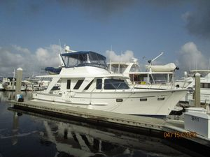 """Used Defever """"48"""" Trawler Boat For Sale"""