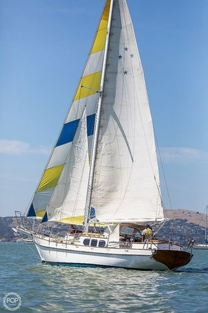Used William Garden 34 Cutter Sailboat For Sale