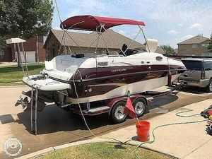 Used Crownline 212 DB Deck Boat For Sale