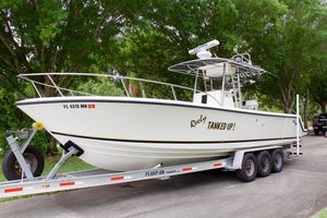 Used Seavee 310 Center Console Fishing Boat For Sale
