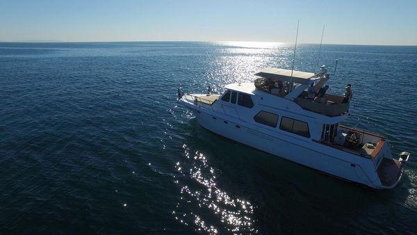 Used Navigator 56 Classic Custon Pilothouse Boat For Sale