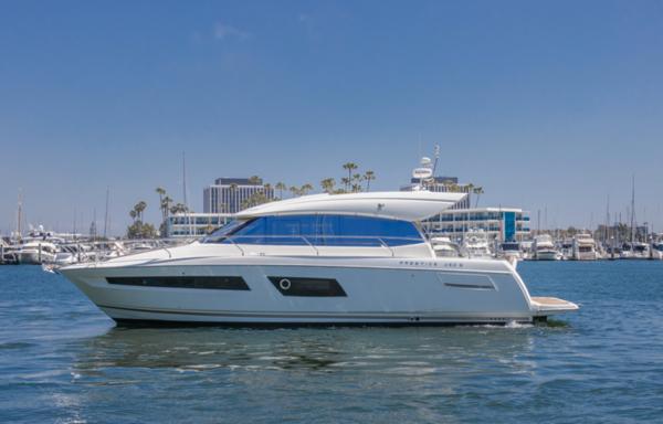 Used Prestige 450S Motor Yacht For Sale