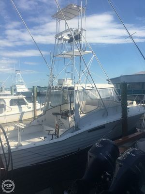 Used Bruiel Express Sportfish 36' Sports Fishing Boat For Sale