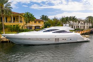 Used Pershing Motoryacht Motor Yacht For Sale