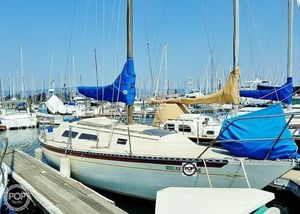 Used Islander 28 Sloop Sailboat For Sale
