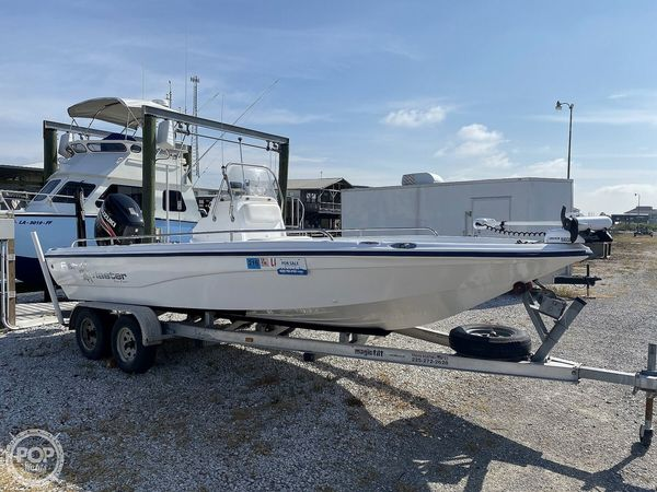 Used Fish Master 2250 CC Travis Edition Bay Boat For Sale