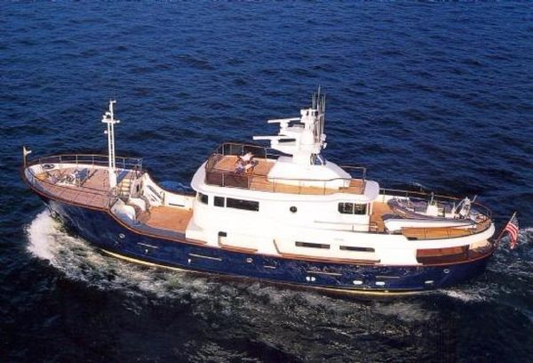Used Romsdal 100 Expedition Trawler Boat For Sale