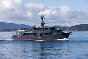 Used Custom Jemison Motor Yacht Motor Yacht For Sale