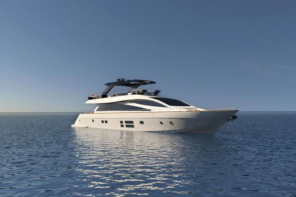 New Permare Amer 94 Twin Motor Yacht For Sale