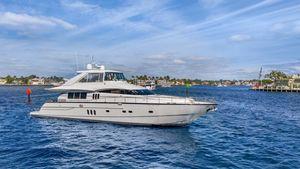 Used Princess 84 Flybridge Motor Yacht For Sale