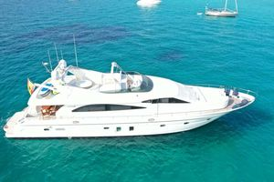 Used Astondoa 82 GLX Motor Yacht For Sale