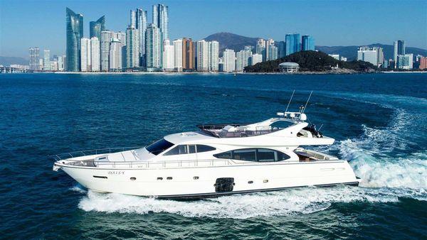 Used Ferretti Yachts 780 Motor Yacht For Sale
