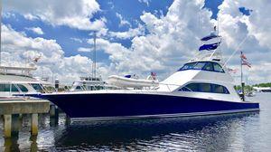 Used Palmer Johnson 76 EB Sportfisherman Sports Fishing Boat For Sale