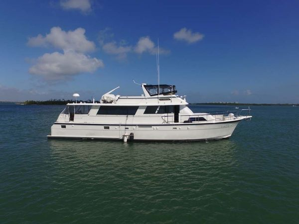 Used Hatteras 74 Motor Yacht Motor Yacht For Sale