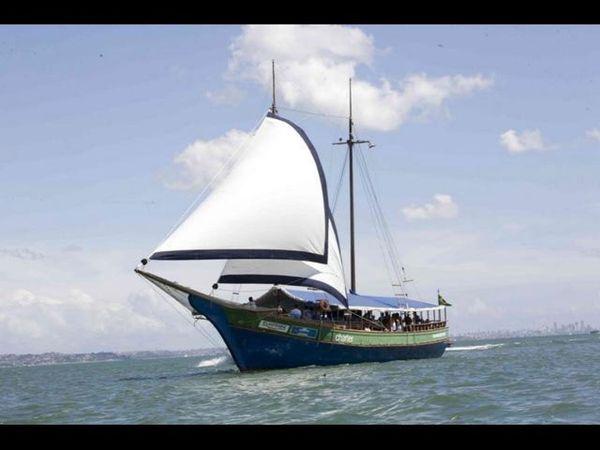 Used Custom Schooner Sailboat For Sale