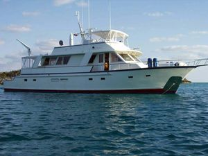Used Kong & Halvorsen 70 Cockpit Motoryacht Motor Yacht For Sale