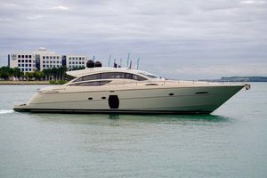 Used Pershing P-72 Motor Yacht For Sale