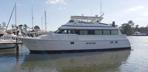 Used Hatteras Sport Deck Motoryacht Motor Yacht For Sale