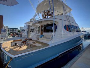 New Hatteras GT 70 Sports Fishing Boat For Sale