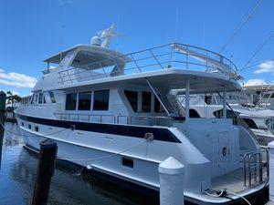 Used Alaskan 70 Flushdeck Motor Yacht Motor Yacht For Sale