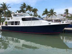 Used Pacific Mariner 65S Pilothouse Boat For Sale