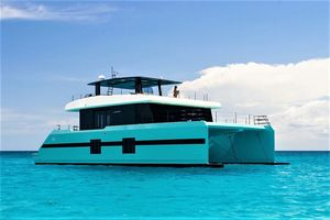 Used Sunreef 68 Supreme Power Catamaran Boat For Sale