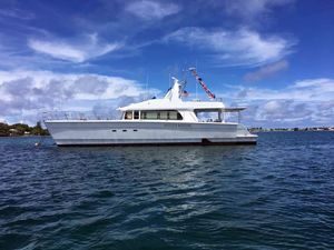 Used Malcolm Tennant Domino 20 Power Catamaran Boat For Sale