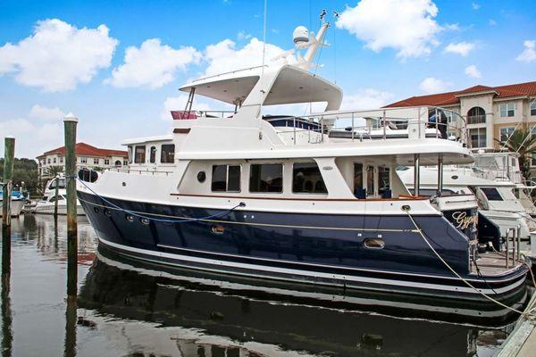 Used Selene 60 Ocean Trawler Boat For Sale