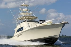 Used Hines-Farley 63 Convertible Saltwater Fishing Boat For Sale