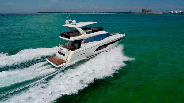 Used Prestige 63 Flybridge Boat For Sale