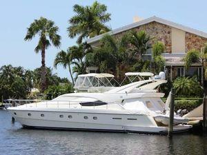 Used Ferretti Yachts 620 Motor Yacht For Sale