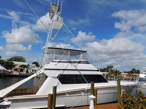 Used Hatteras Sportfish Convertible Fishing Boat For Sale