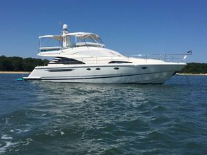 Used Fairline Squadron 58 Motor Yacht For Sale