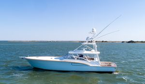 Used Donzi Roscioli Express Saltwater Fishing Boat For Sale