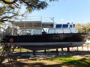 Used Derecktor Custom Research Recovery Commercial Boat For Sale
