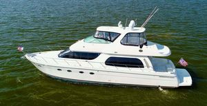 Used Carver 560 Voyager Flybridge Boat For Sale