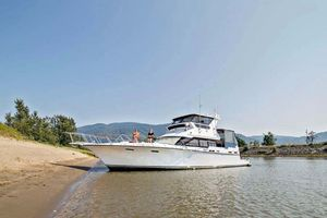Used Mikelson M57 Aft Cabin Boat For Sale