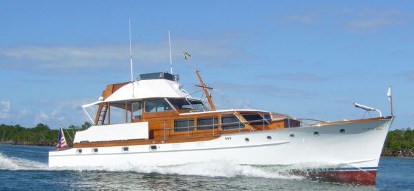 Used Trumpy CPMY Antique and Classic Boat For Sale
