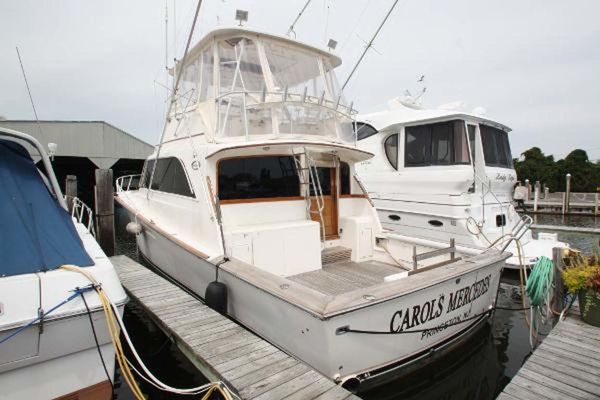 Used Ocean Yachts 55 Super Sport Sports Cruiser Boat For Sale