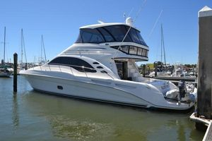 Used Sea Ray Sedan Bridge MY Motor Yacht For Sale