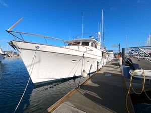 Used Ocean Alexander Mark II Cruiser Boat For Sale