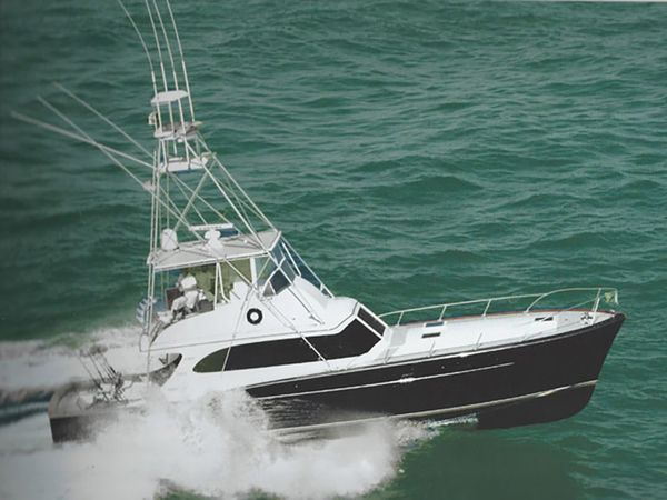 Used Rybovich Sports Fishing Boat For Sale