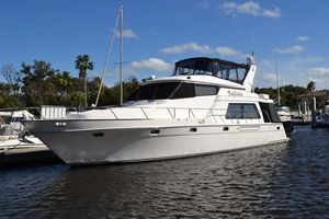 Used Pama 540 XL Pilothouse Boat For Sale