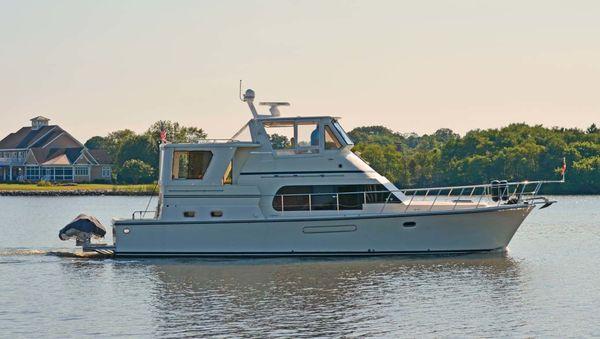 Used Novatec Islander Sport Yacht Aft Cabin Boat For Sale
