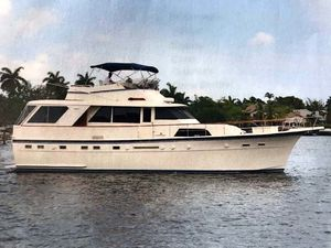 Used Hatteras Motor Yacht Classic Motor Yacht For Sale