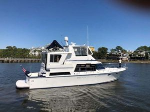 Used Novatec 48 Fast Trawler Boat For Sale
