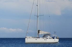 Used Hanse 540e Racer and Cruiser Sailboat For Sale