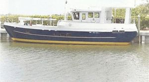 Used Bruce Roberts Spray 52 Trawler Motor Yacht For Sale