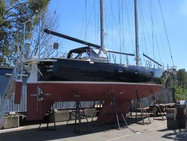 Used Custom Damien II Schooner Sailboat For Sale
