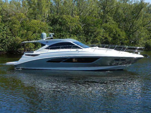 Used Sea Ray Sundancer 510 Signature Express Cruiser Boat For Sale